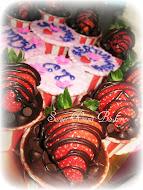 Cupcake Strawberry (ganache)