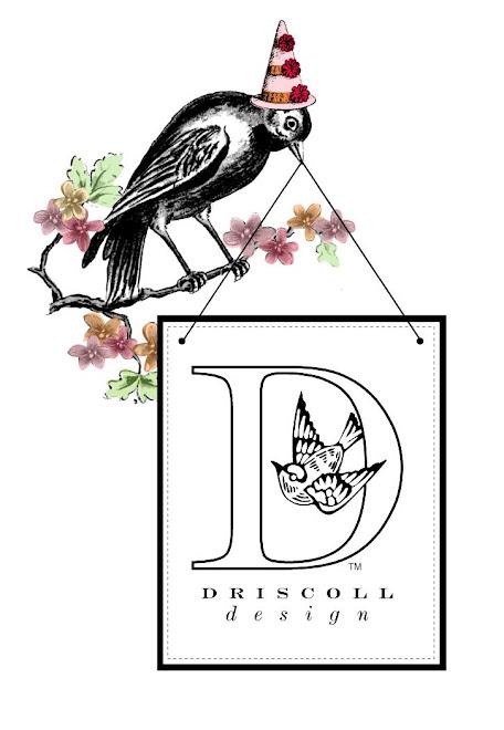 Driscoll Design Blog