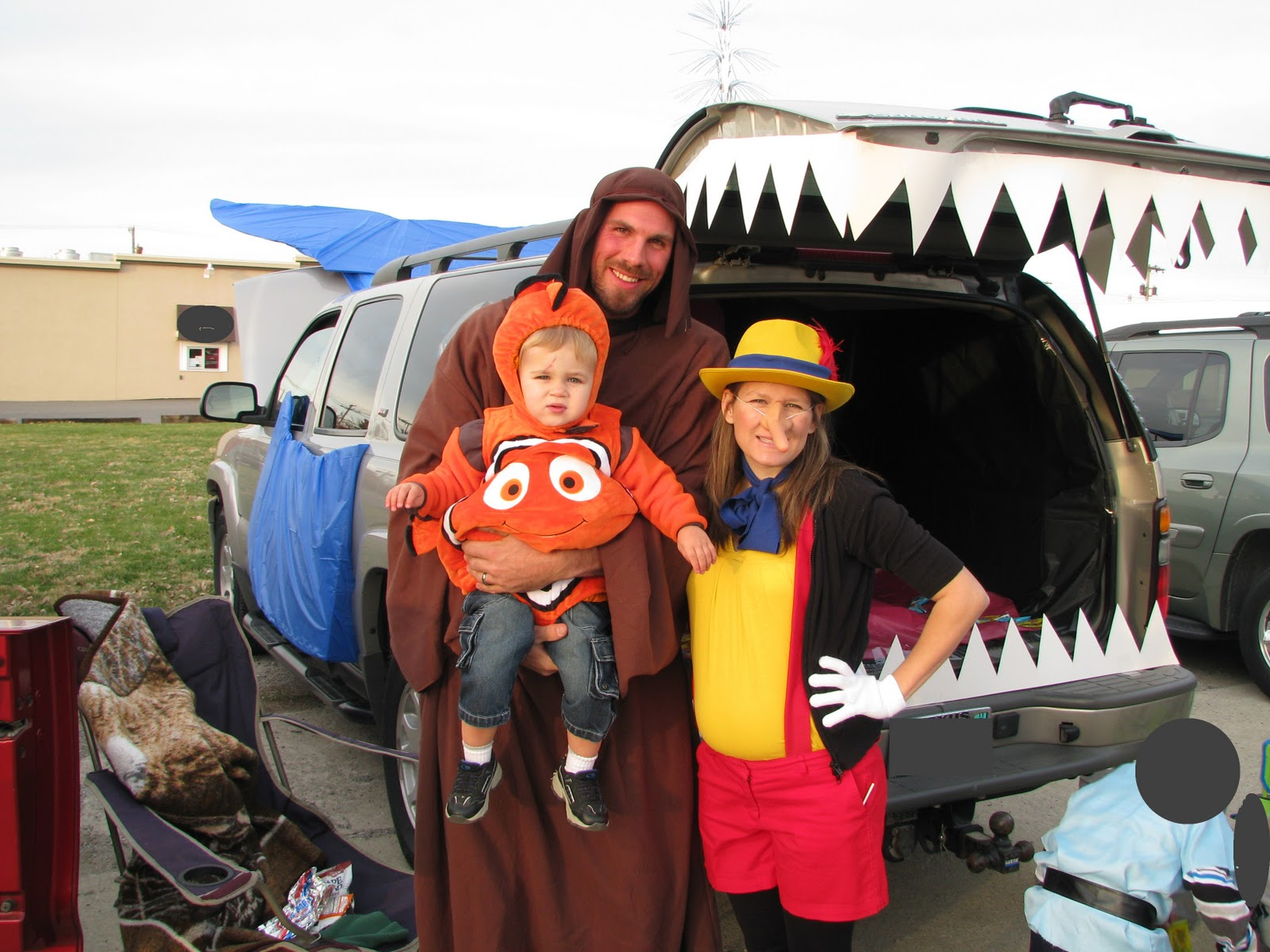 Trunk Or Treatpng