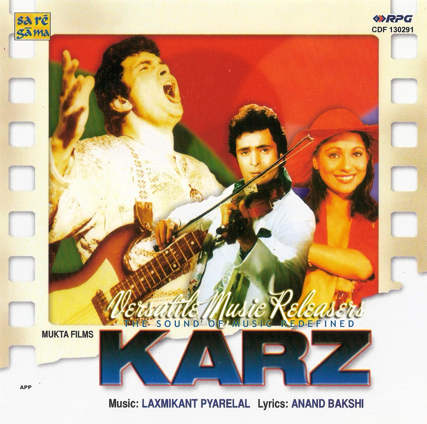 moviesmusicdownloads karz 1980 hindi movie songs super