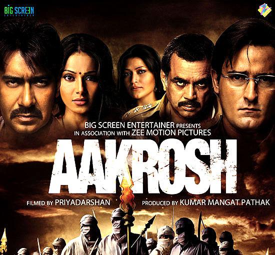 Aakrosh (2010) - Ajay Devgan, Bipasha Basu, Akshaye Khanna, Paresh Rawal, Amita Pathak, Reema Sen