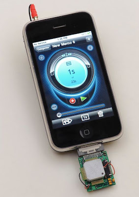 iphone chemical sensor