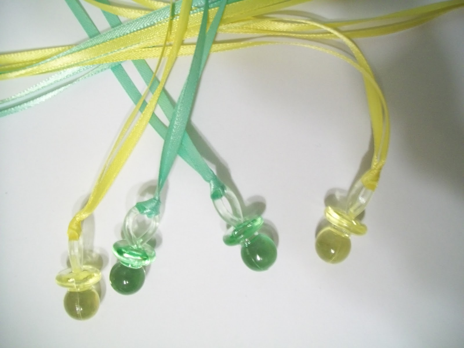 wee bit trendy handmade faux treats for baby baby pacifer necklaces
