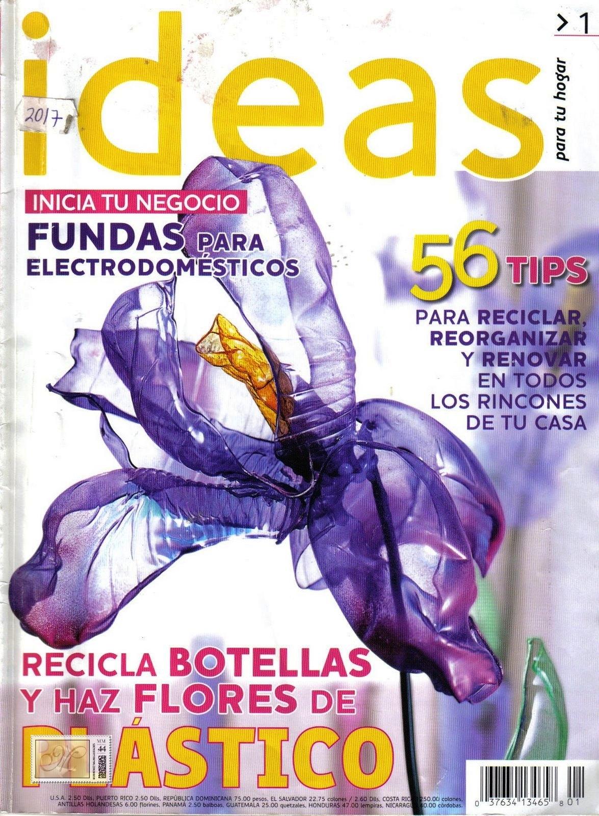 Revistas de manualidades para descargar revista ideas n 1 for Revista ideas para tu hogar