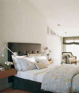 Decorando ambientes - Apliques pared dormitorio ...