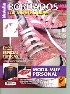 Revista: Bordados con mostacilla No. 2