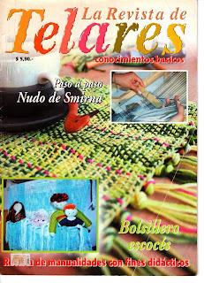 img001 La revista de Telares