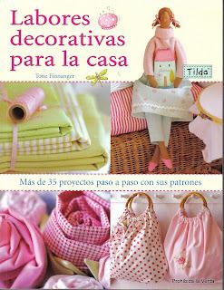 1 Tilda Labores Decorativas para la Casa