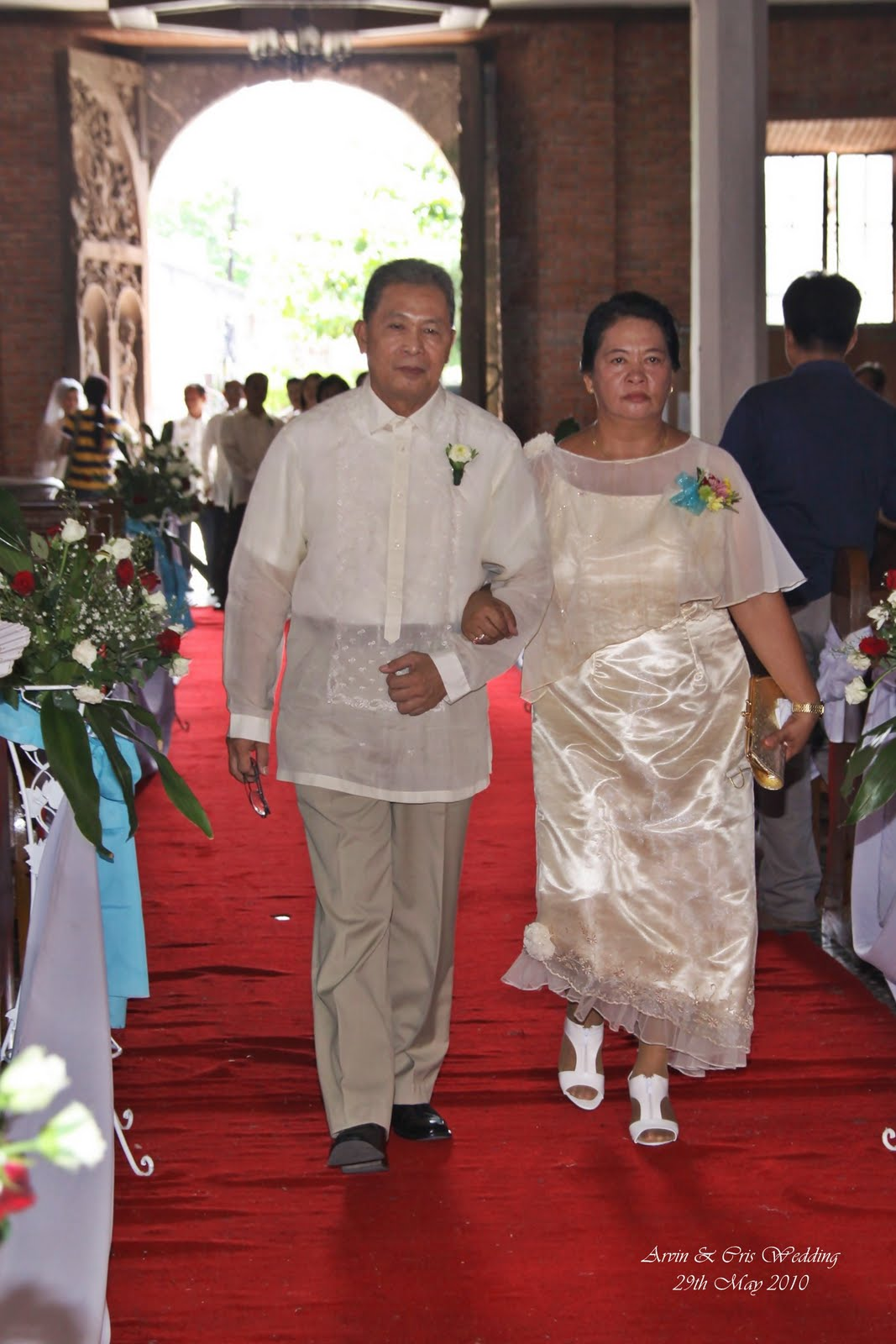 Ninong ninang wedding