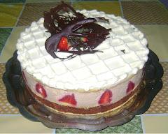Una torta mousse que es una bomba!