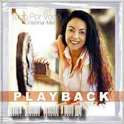 Cristina Mel - Tudo Por Você - Playback - 2001
