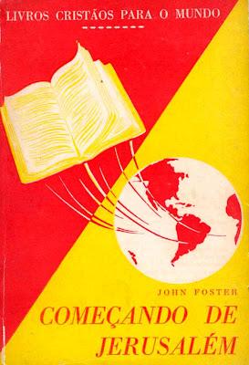 John Foster - Começando de Jerusalém
