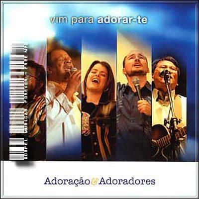 Ana Paula Valadão e David Quinlan – Vim para te Adorar-te