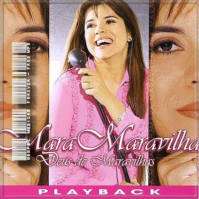 Mara Maravilha - Deus de Maravilhas - Playback - 2001