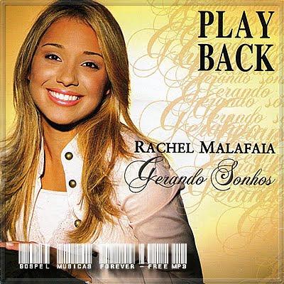Rachel Malafaia - Gerando Sonhos - Playback -  2008