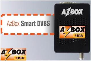 Atualização Azbox Smart Dvbs Como Receptor TLF Latinos
