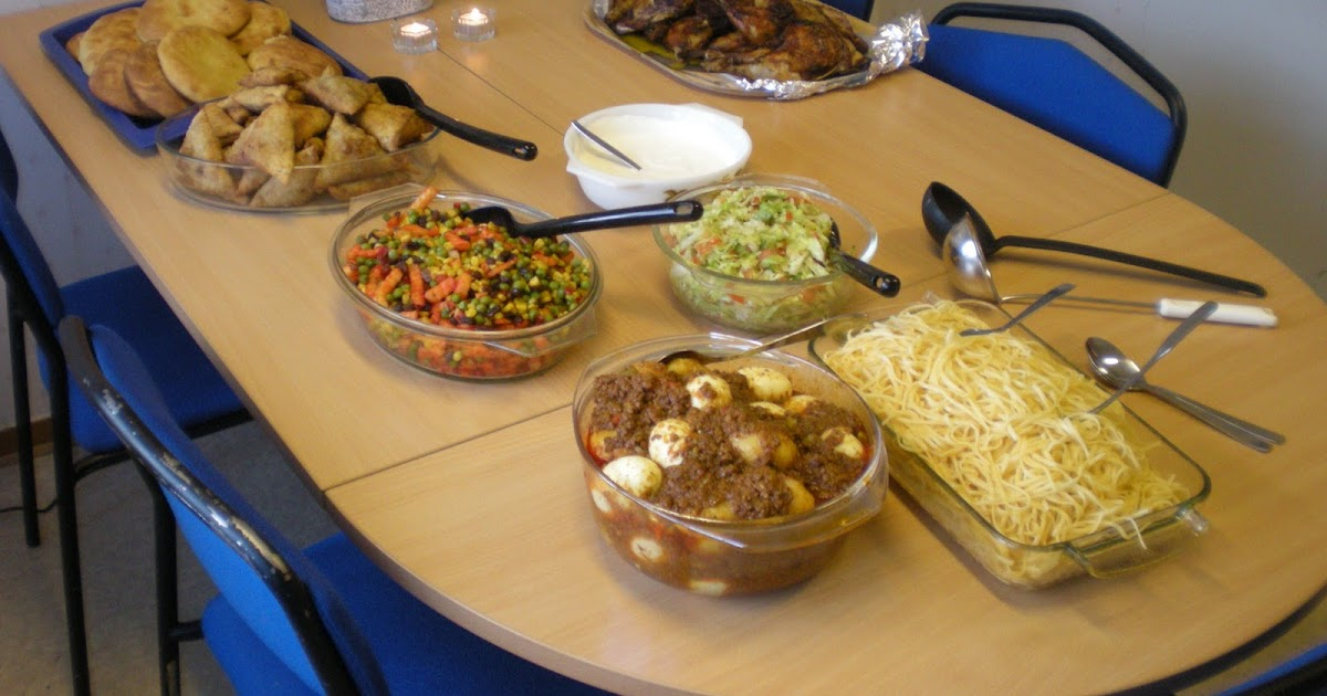 typisk somalisk mat