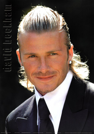 david beckham hair transplant. Victoria Beckham and David