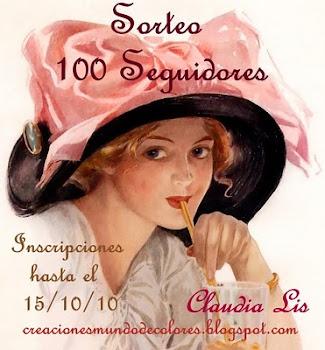 Sorteo de Claudia Lis