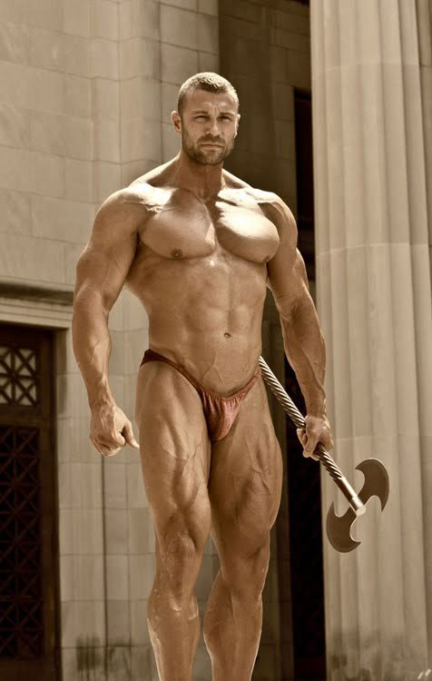 Matt Davis Bodybuilder