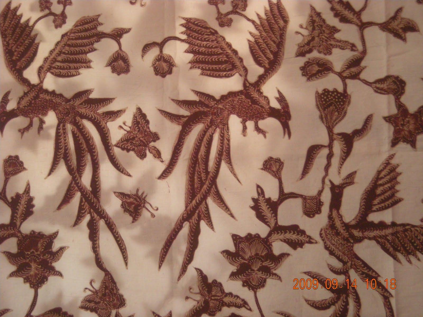 Jenis Batik Tulis Produksi Batik Tulis Lasem Warna Tersedia Putih Kombinasi Coklat Warna Lain Tergantung Pesanan