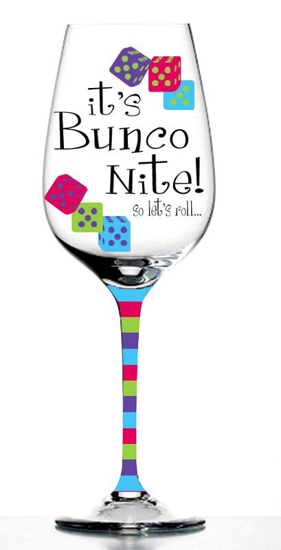 just breathe janis bunco wine glass graphic logo white wine glass graphic