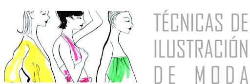 Técnicas de Ilustración de Moda