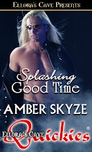 Splashing Good Time by Amber Skyze