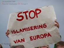 Stop Islamisierung van Europa