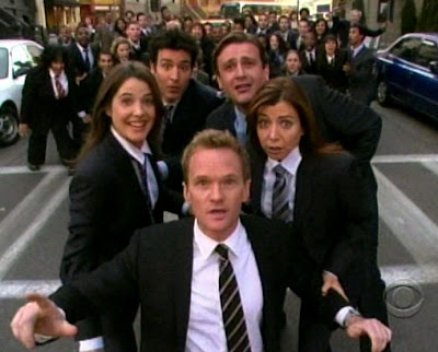 himym suit song