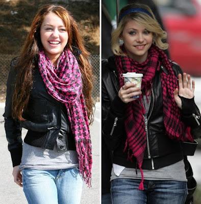 Quién te parece más fashion, Miley o Taylor?!