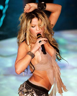 Shakira hot photo Pics