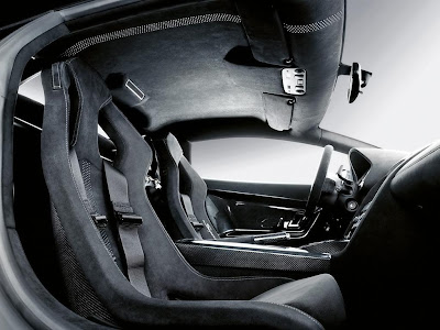 Lamborghini Gallardo hq passenger compartment