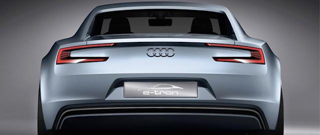 sport concept Audi e-tron