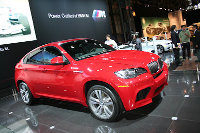 BMW X6 luxury design