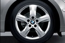 BMW light-alloy wheels star-spoke 142