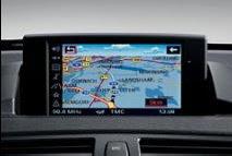BMW 1 Navigation system Professional