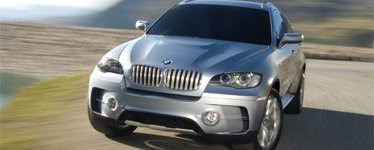 BMW X6 ActiveHybrid Sports Activity Coupe