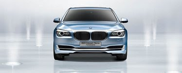 BMW 7 Series ActiveHybrid