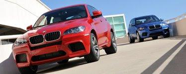 BMW X6 M vs BMW X5 M