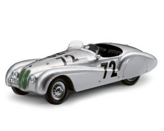 1940 BMW 328 Roadster Mille Miglia miniature