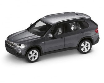 BMW X5 (E70) Grey miniature