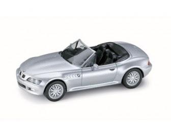 BMW Z3 Roadster 1.8 LCI titanium silver miniature