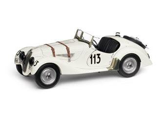1938 BMW 328 Roadster Mille Miglia miniature