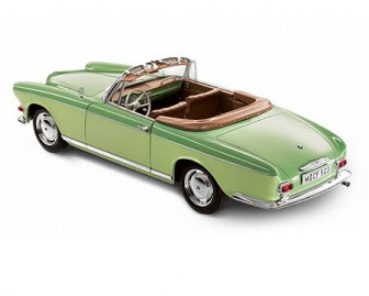BMW 503 Cabrio miniature