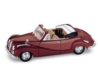 BMW 502 Cabriolet 1955-56 miniature