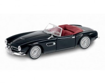 BMW 507 1956-59 miniature