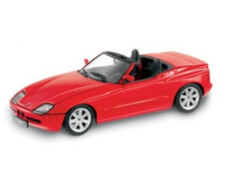BMW Z1 red miniature