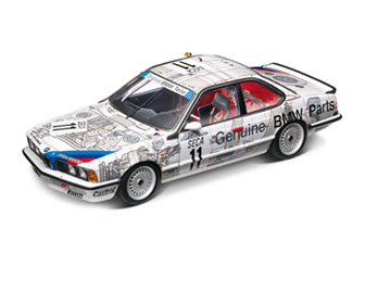 1986 BMW 635 CSi miniature