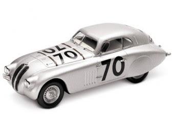BMW 328 Coupé Mille Miglia 1940 miniature